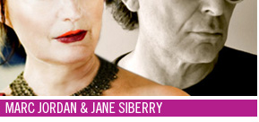 Marc Jordan and Jane Siberry