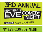 New Year's Eve Comedy