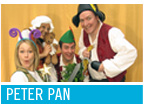 Peter Pan by DuffleBag Theatre