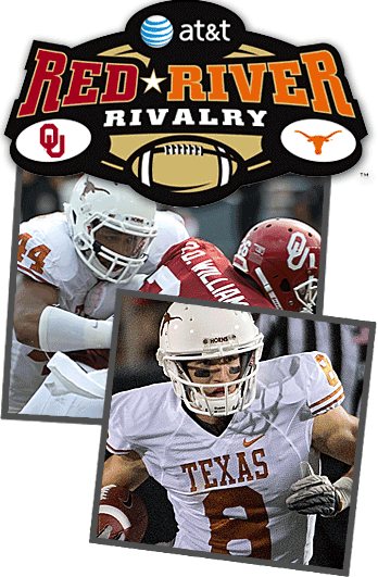 Texas Football vs. Oklahoma tickets