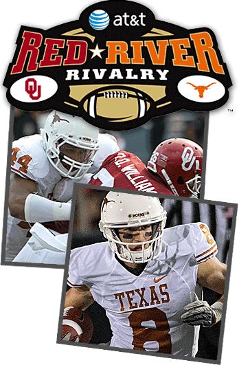 Texas Football vs. Oklahoma tickets