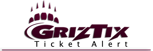 GrizTix Ticket Alert